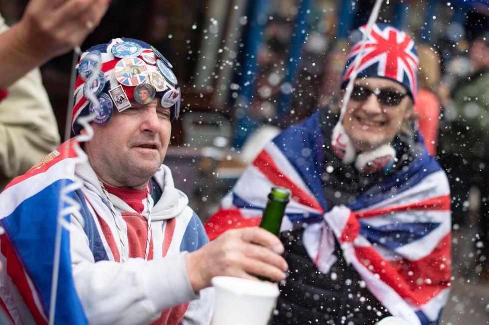 Royal Baby: Let the celebrations begin!