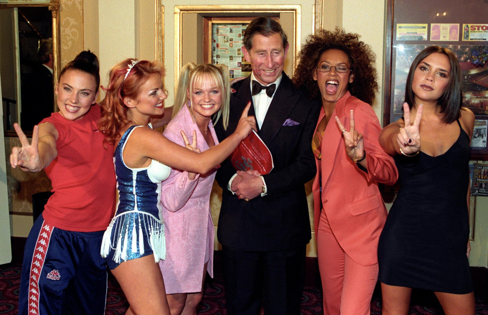 The Return of the Spice Girls: my favourite old pics