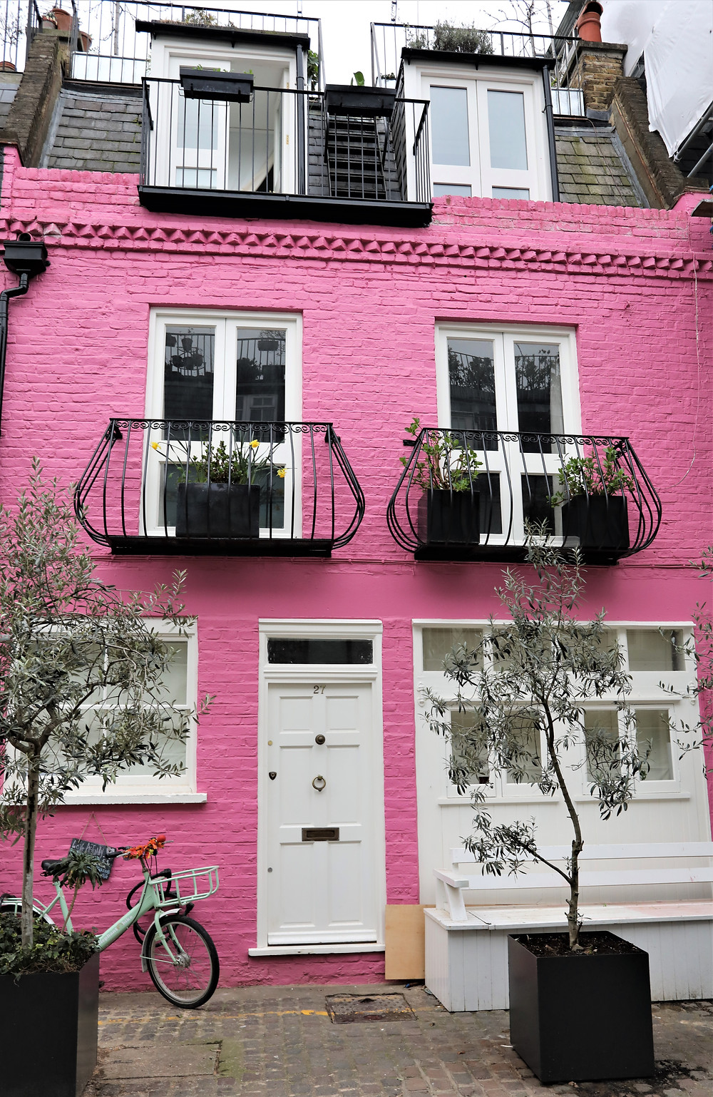 Love Actually House in Notting Hill