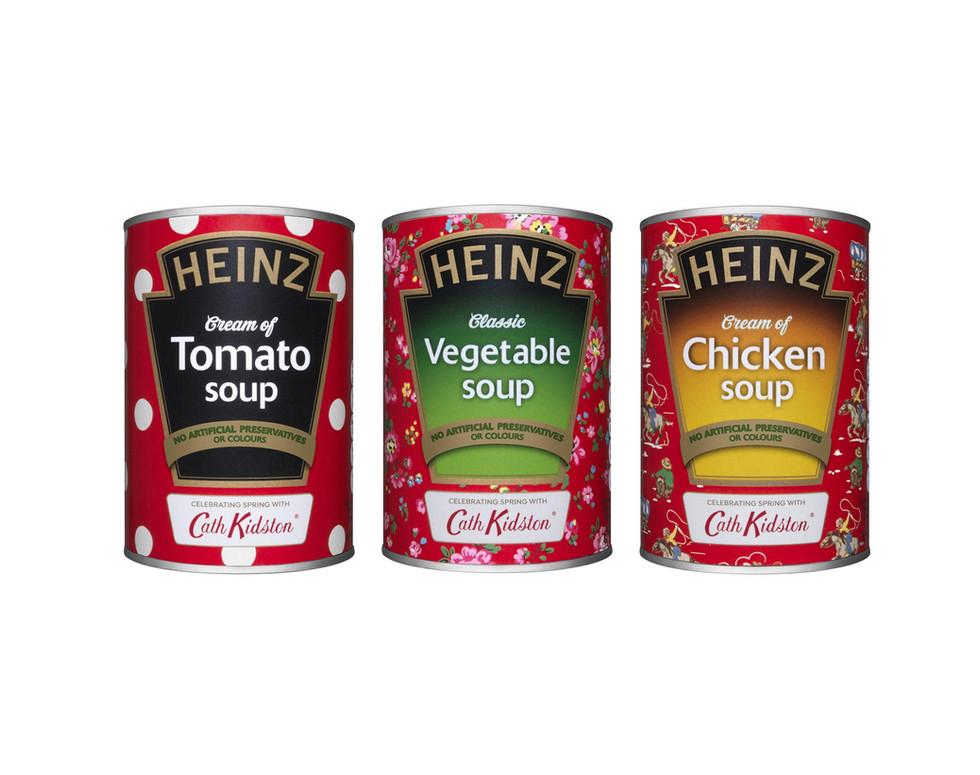Heinz x Cath Kidston