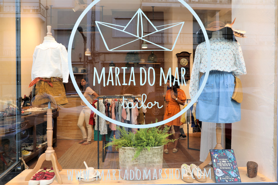 Tailor by Maria do Mar, the new kids and baby fashion boutique