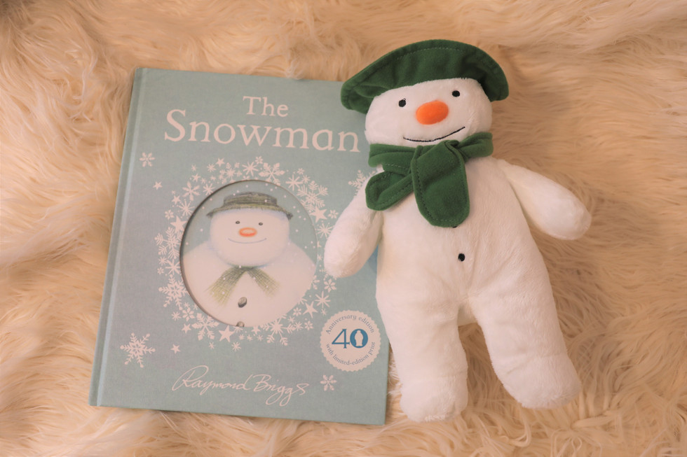 The Snowman: the perfect bedtime story