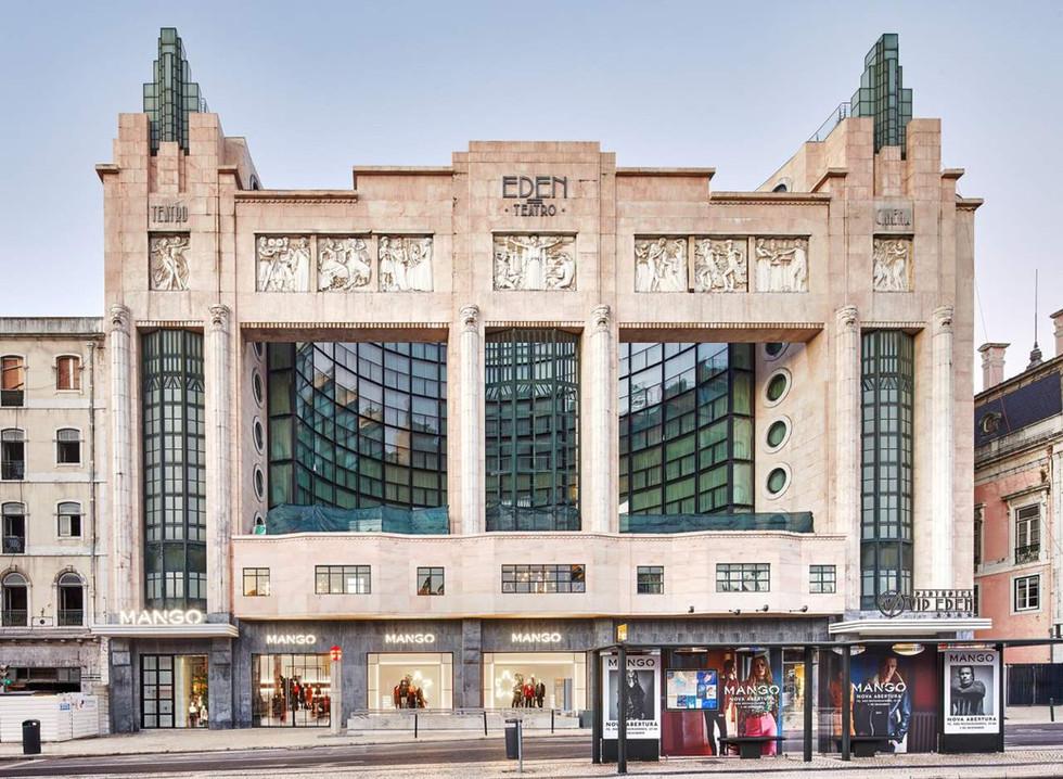 Mango opens megastore in Lisbon