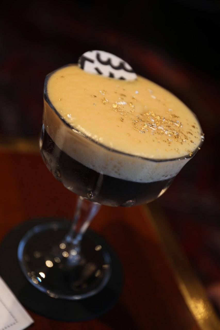 Ritz Christmas Cocktail