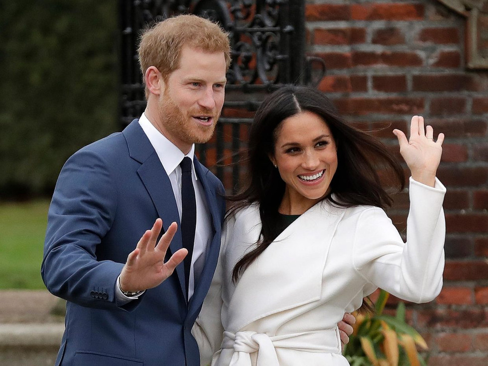 Meghan and Harry: Moving on...