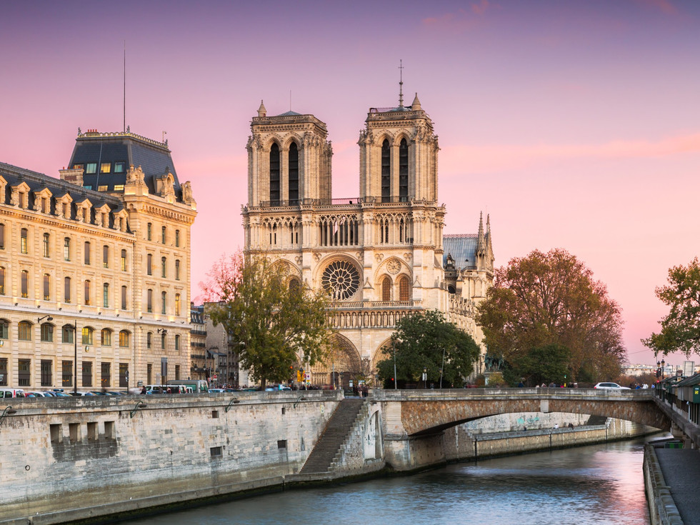 Notre Dame: Inside the prettiest cathedral of all