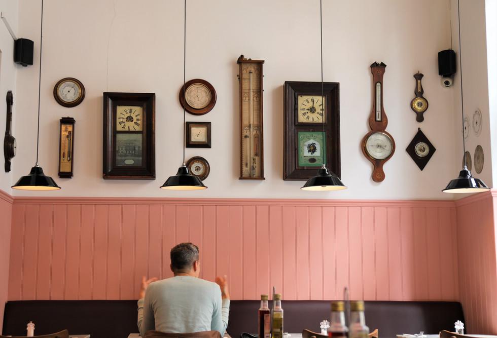 Canela: a portuguese restaurant in Covent Garden