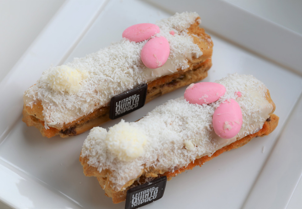 There's a Bunny Éclair to try in Lisbon