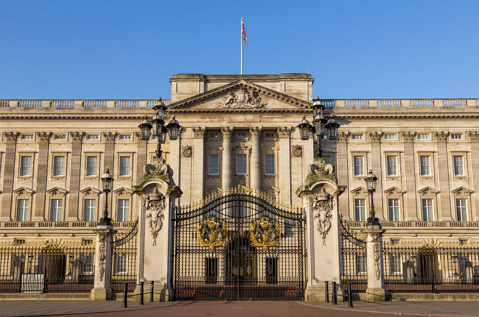 Buckingham Palace is having a makeover