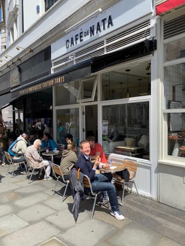 Café de Nata London