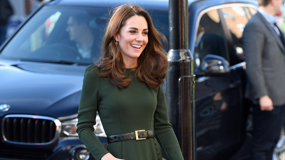 Why is this Duchess of Cambridge's dress more responsible?