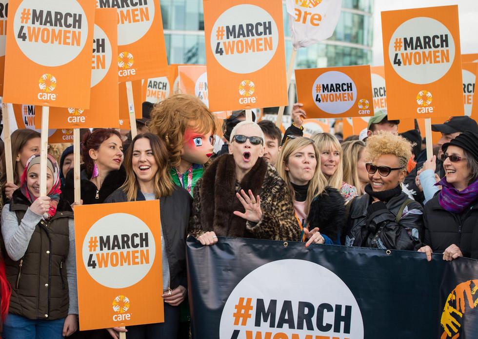March4Women 2018