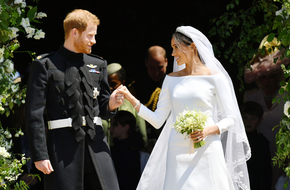 Harry & Meghan: the sweetest moments and the 11 facts we didn't notice on their wedding