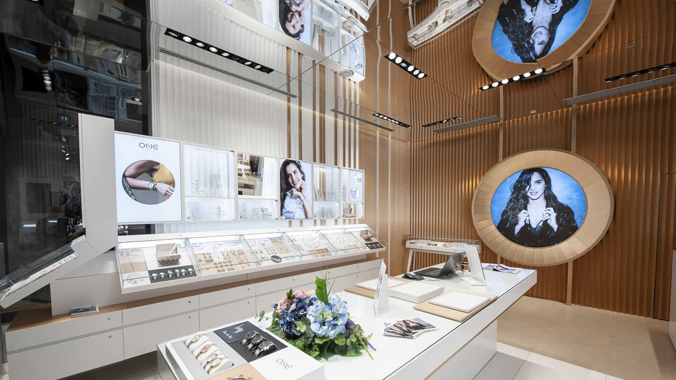 ONE Watches opens first store
