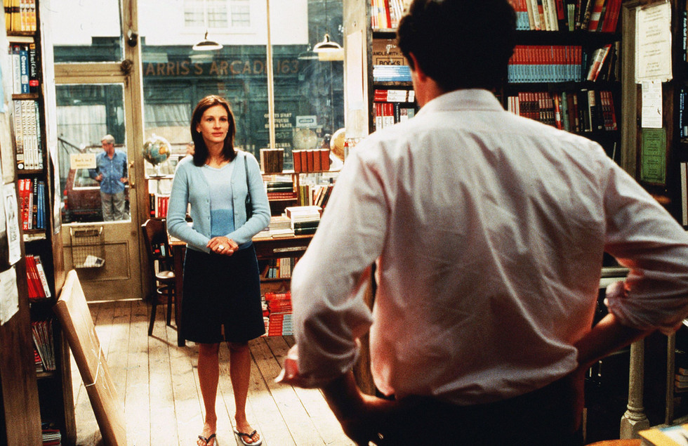 """8 things you didn't know about """"Notting Hill"""" movie"""