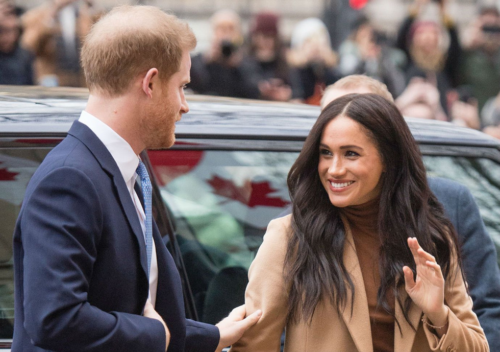 Harry and Meghan: Royals no more?...