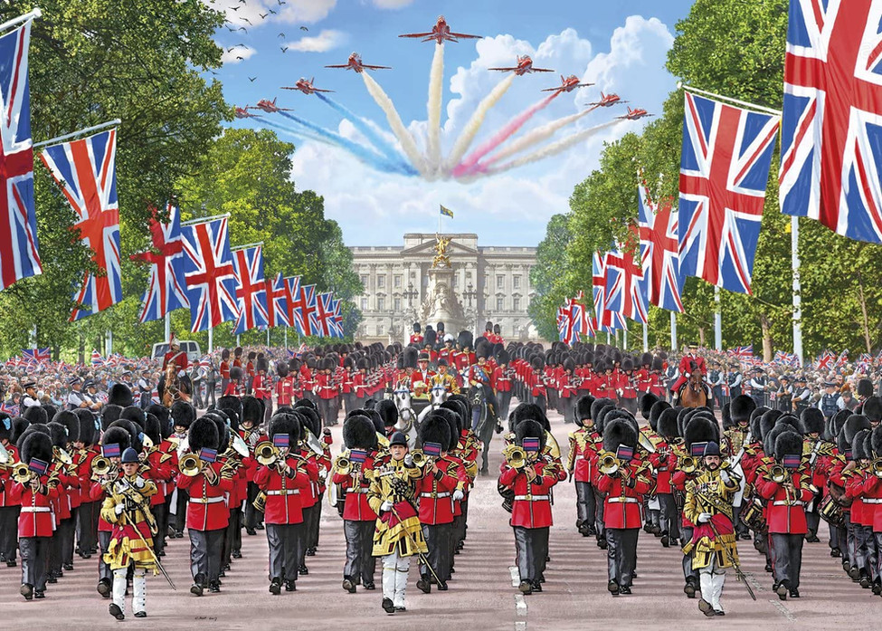 Trooping the Colour: what we won't see this year...