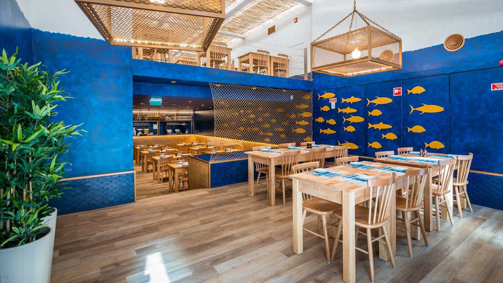 Selfish has a new restaurant in Lisbon