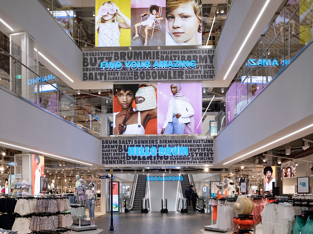 The biggest Primark in the world