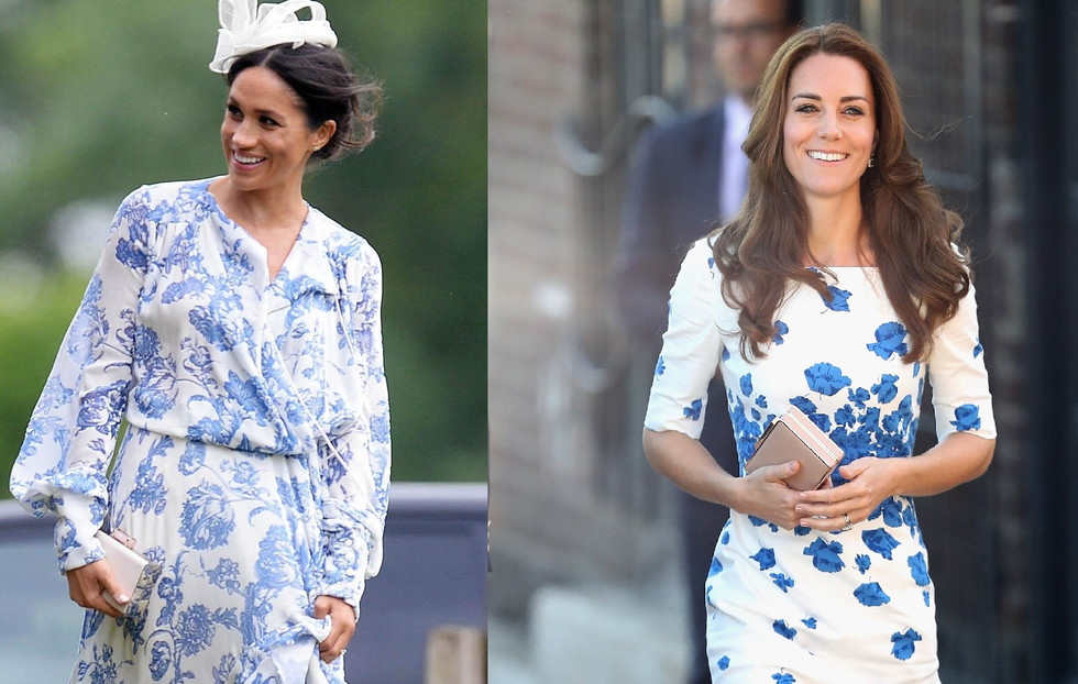 Meghan and Kate's best Summer Outfits