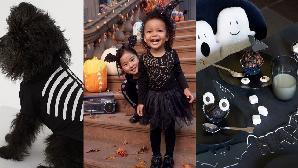 Halloween for everyone... the best ideas are here!