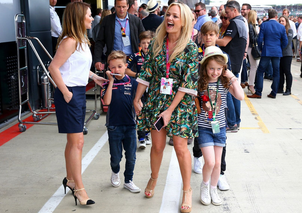 Spice Girls Babies: the new generation