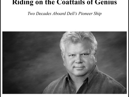 "Excerpt from ""Riding on the Coattails of Genius"" - A Giant Ship of Resources"