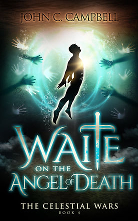 Waite on the Angel of Death - large cove