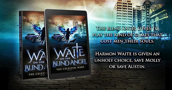 Waite on the Blind Angel social media 1.