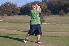 Kent Playing Golf.JPG