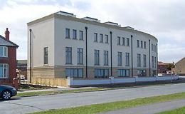 Housing development in Whitby