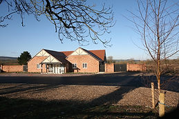 Community centre in North Yorkshire