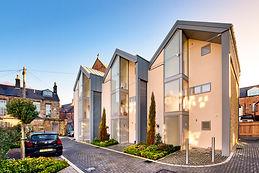 Housing development in Harrogate