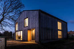 Class Q conversion to barn in North Yorkshire