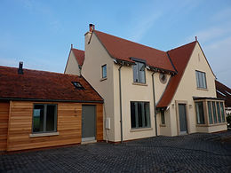 New build house in Acaster Malbis, Selby