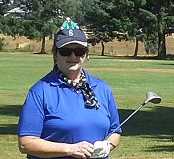 Flat Jesus golfing.jpg