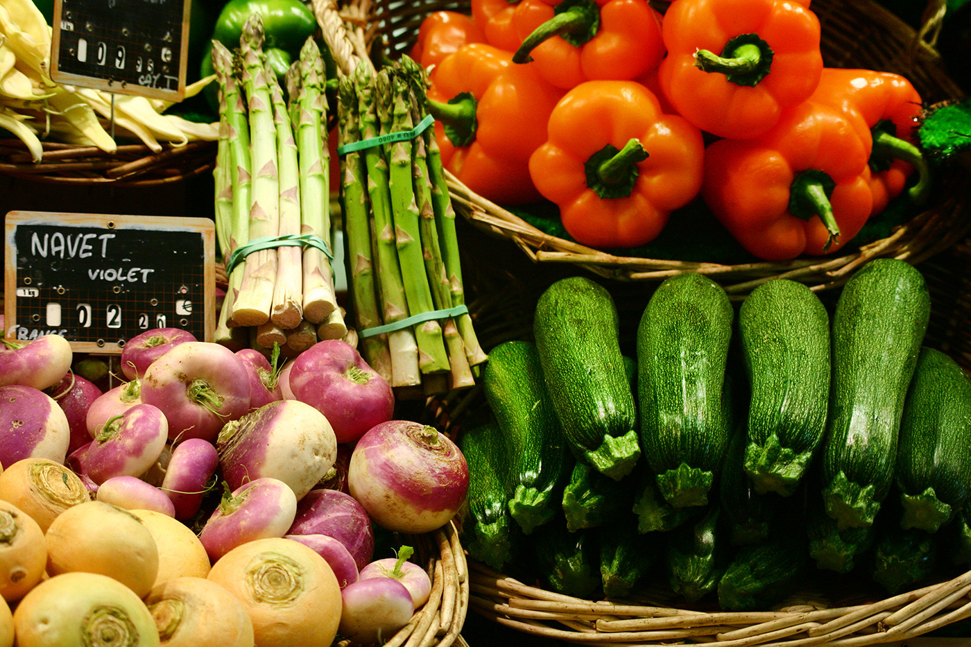 Vegetables, France