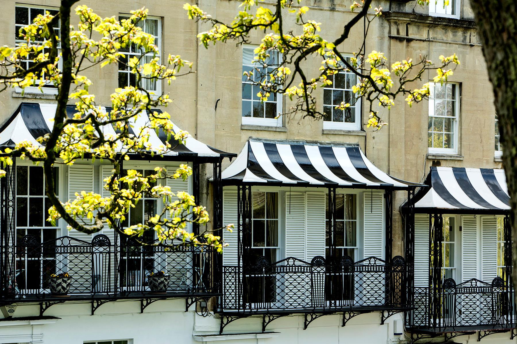 Houses, Clifton Village, Bristol