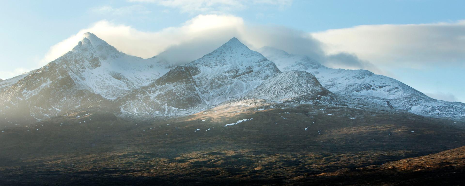 Sgurr nan Gillean and Sgurr a Bhasteir, Isle of Skye