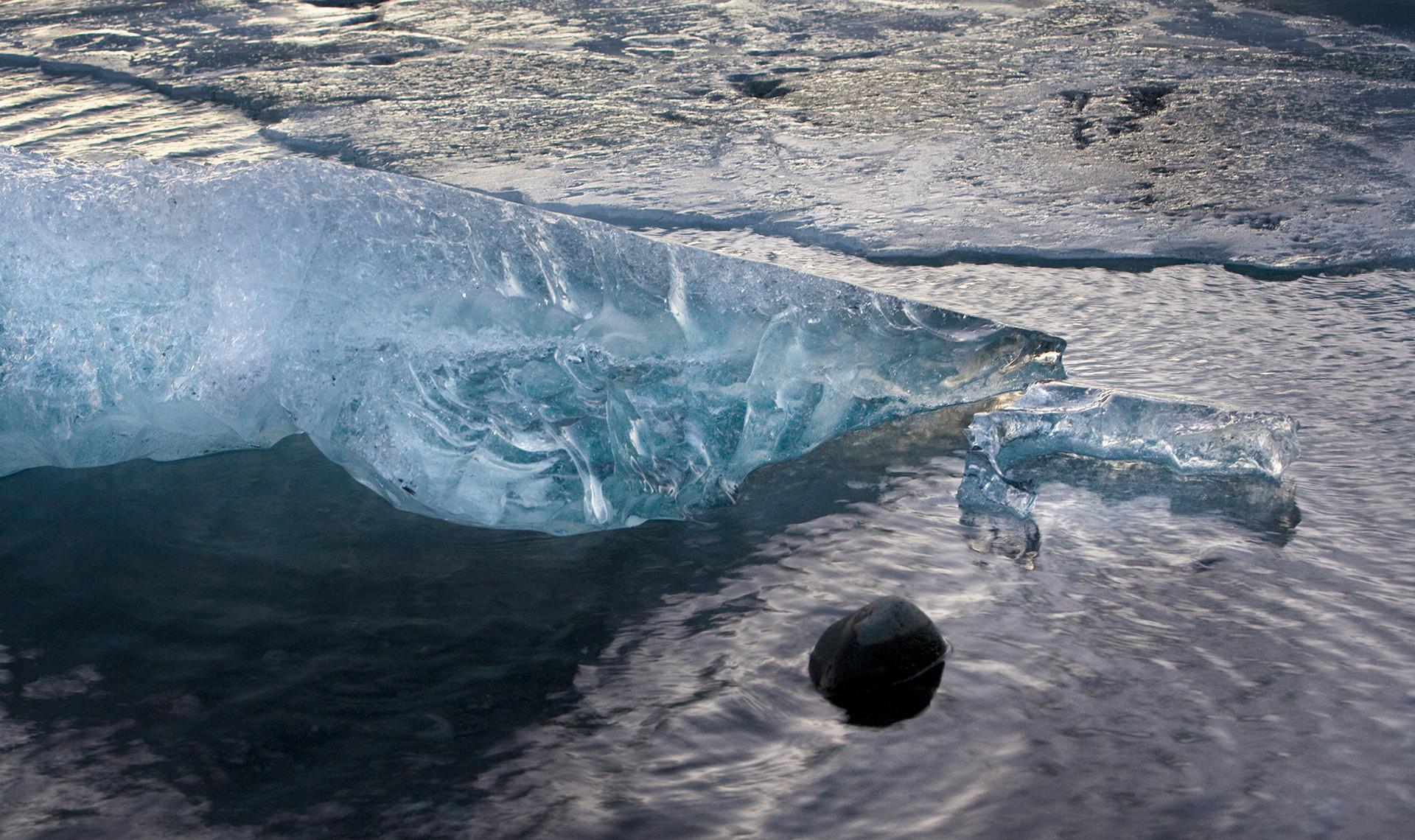 Ice, Jokusarlon
