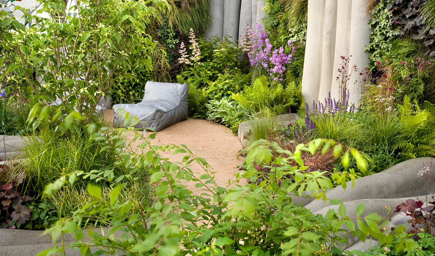 The Fenchurch Garden by Paul Hensey RHS Chelsea Flower SHow 2009