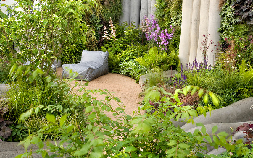 Fenchurch Garden Paul Hensey