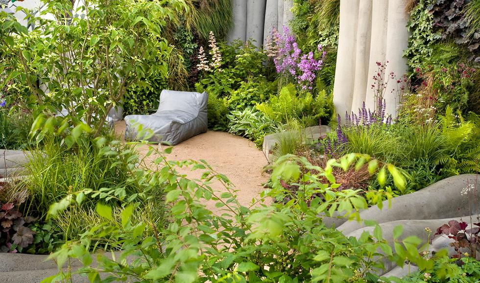 The Fenchurch Garden by Paul Hensey RHS Chelsea Flower SHow 2009