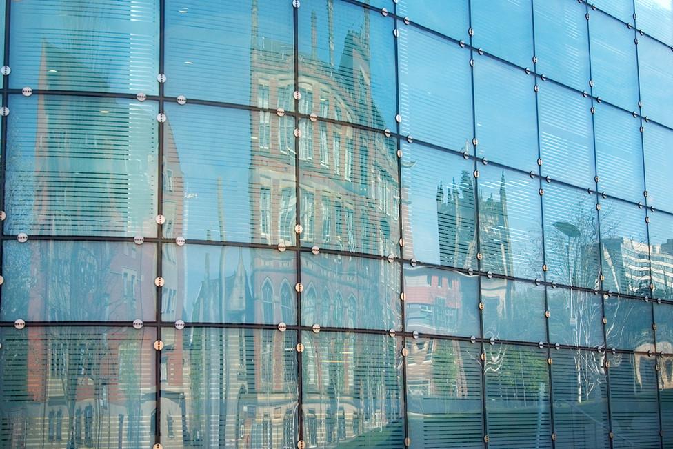 Reflections, Urbis, Manchester