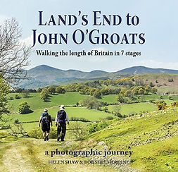 Land's End to John O'Groats Book by Helen Shaw and Bob Shelmerdine