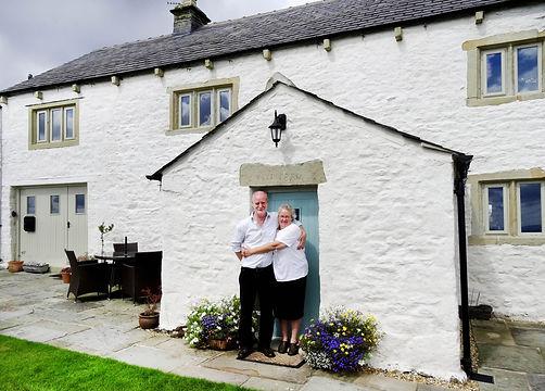 Helen & Bob at Merrybent Hill