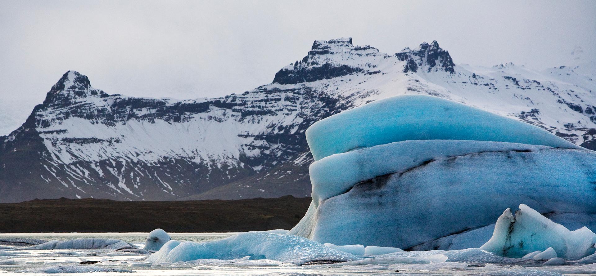 Iceberg, Jokusarlon