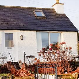 Green Pastures Cottage, Winter