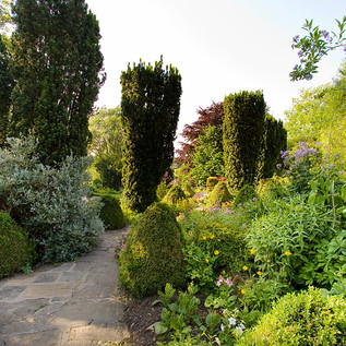 ClearbeckI formal gardens