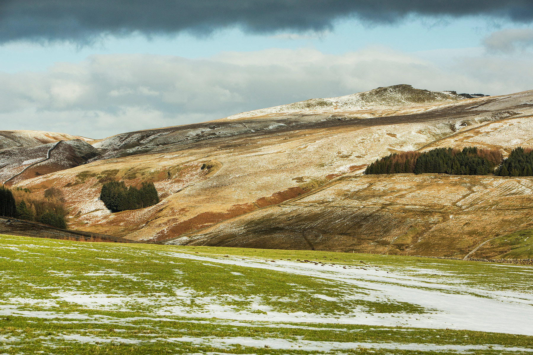 Bowland Knotts, winter